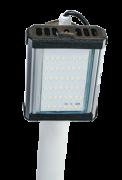 светодиодный светильник модуль консоль К-1 16Вт СС М1-К-Е-16-130.100.130-4-0-67