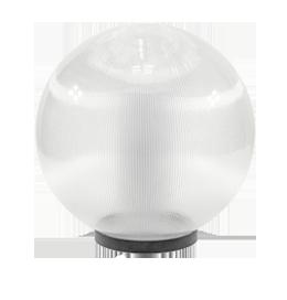 светодиодный светильник шар прозрачный предназначен для декоративного освещения